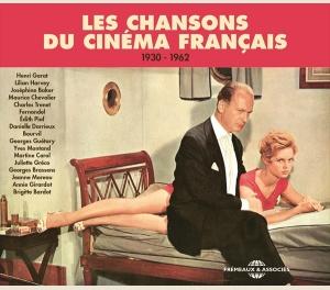LES CHANSONS DU CINÉMA FRANÇAIS 1930 - 1962