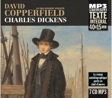 CHARLES DICKENS - DAVID COPPERFIELD - INTEGRALE MP3
