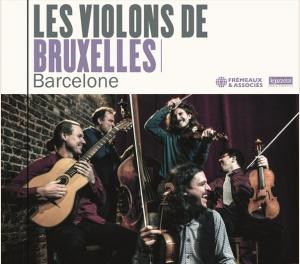 LES VIOLONS DE BRUXELLES