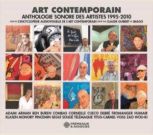 ART CONTEMPORAIN, ANTHOLOGIE SONORE DES ARTISTES