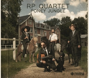 RP QUARTET - PONEY JUNGLE