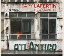 FAPY LAFERTIN NEW QUARTET