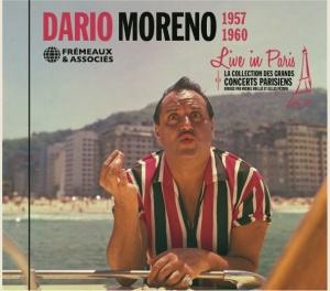 DARIO MORENO - LIVE IN PARIS