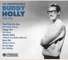 THE INDISPENSABLE BUDDY HOLLY