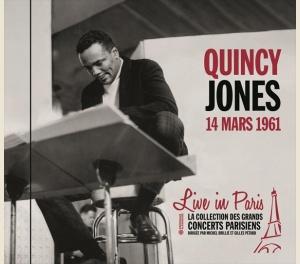QUINCY JONES - LIVE IN PARIS 1961