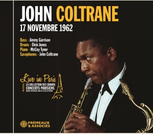 JOHN COLTRANE - LIVE IN PARIS
