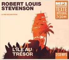 ROBERT LOUIS STEVENSON - L'ÎLE AU TRÉSOR - INTÉGRALE MP3