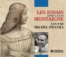 MONTAIGNE LES ESSAIS - LIVRES I, II & III