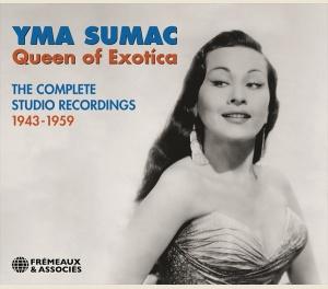YMA SUMAC - QUEEN OF EXOTÍCA