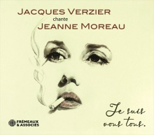 JACQUES VERZIER CHANTE JEANNE MOREAU