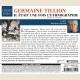 GERMAINE TILLION - IL ÉTAIT UNE FOIS L'ETHNOGRAPHIE