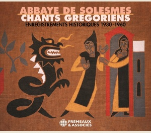 ABBAYE DE SOLESMES - CHANTS GREGORIENS