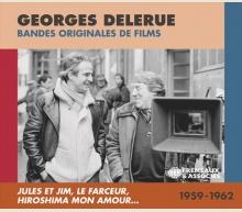 GEORGES DELERUE - BANDES ORIGINALES DE FILMS 1959-1962