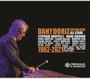 DANY DORIZ - ANTHOLOGIE ALL STARS 1962-2021
