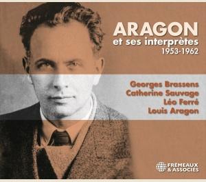 ARAGON ET SES INTERPRÈTES 1953-1962